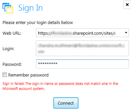 Authentication Issues in Forms Designer for SharePoint